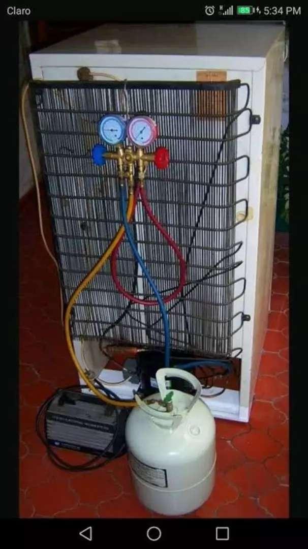 Técnico refrigeración 0