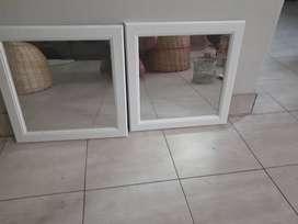 vendo 4 espejos nuevos