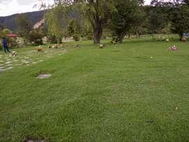 Vendo Lote Doble en Jardines de Paz Bogotá