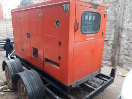 Grupo 37 kva trifásico diesel