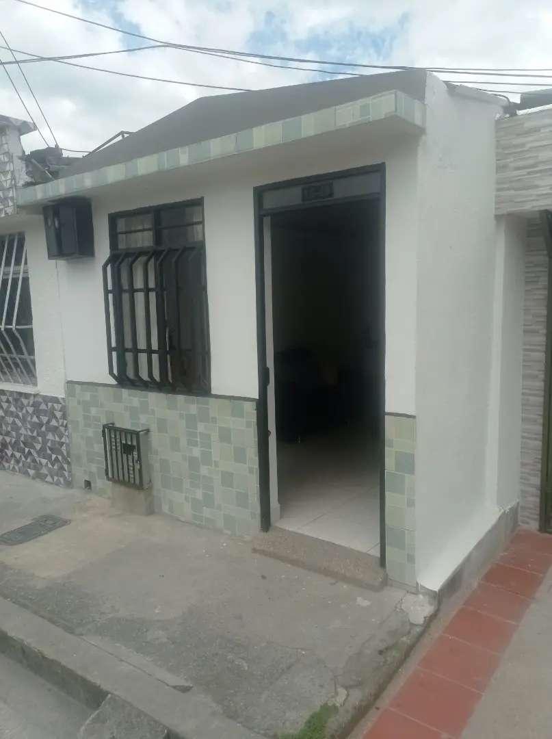 Casa 2 habitaciones 2 baños en el centro de la ciudad