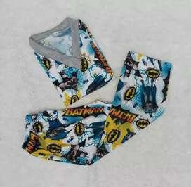 Pijamas para niño desde la talla 2 a la 16