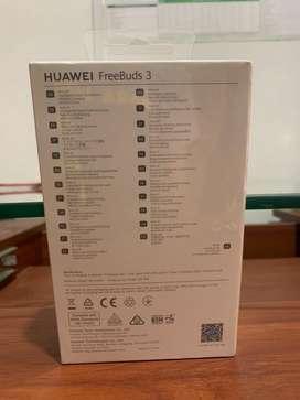 Vendo o cambio Huawei Freebuds 3 por iphone 6S o iphone 7 se aumenta diferencia de dinero