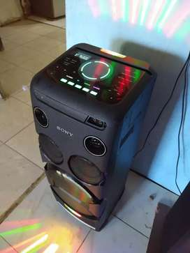 Equipo Sony 2000 Está potencia