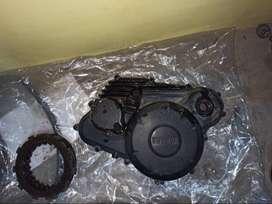SZ 16 por piezas solo motor
