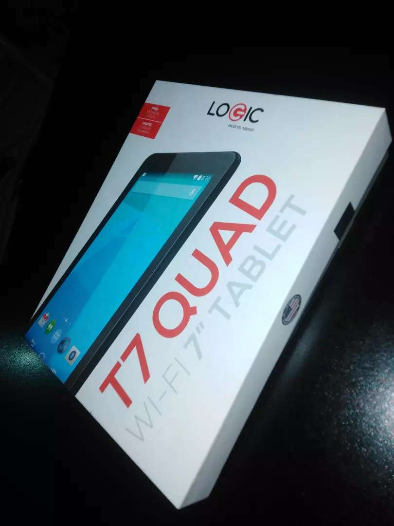 "Tablet Logic 7"" Nueva 0"