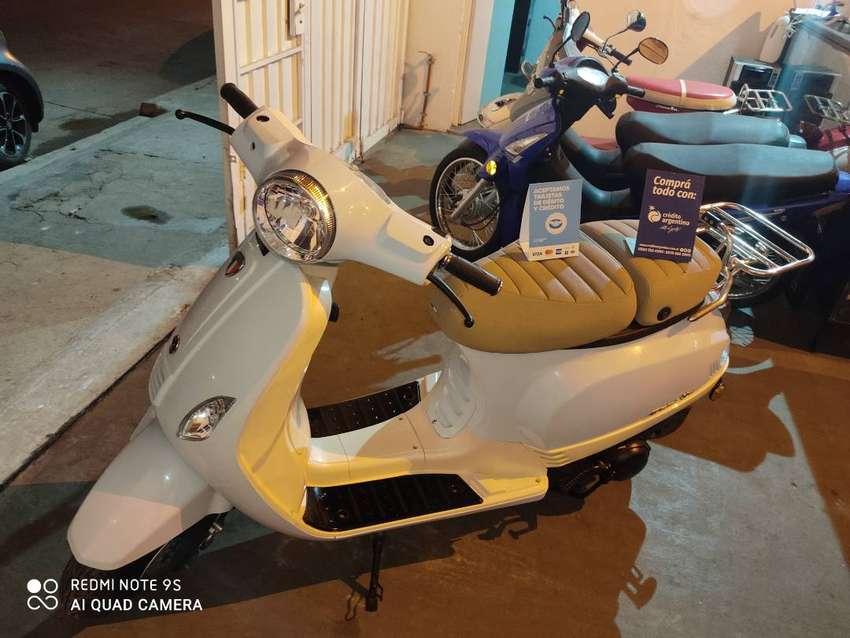 Scooter Zanella 150 styler sclusive 0