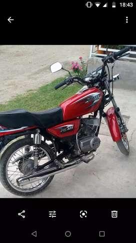 Se vende moto Rx 115 modelo 2005