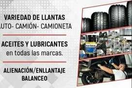 Mecánico Automotriz - Alineador