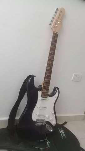 Guitarra eléctrica GWS estrocaster