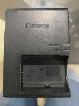 Cargador de bateria canon Original