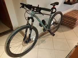 Vendo Bicicleta Specialized Rockhopper talla L, R29' mod.2020, como nueva, poco uso, ESTADO 10 de 10