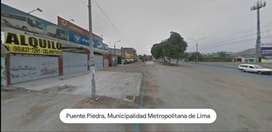 LOCAL COMERCIAL 1300 MT2 PANAMERICANA NORTE