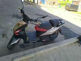 Ganga vendo moto Agility rs naked 125