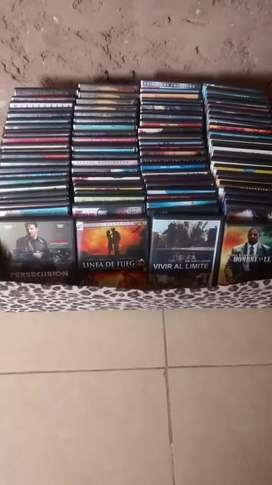 PELÍCULAS DVD y VCD