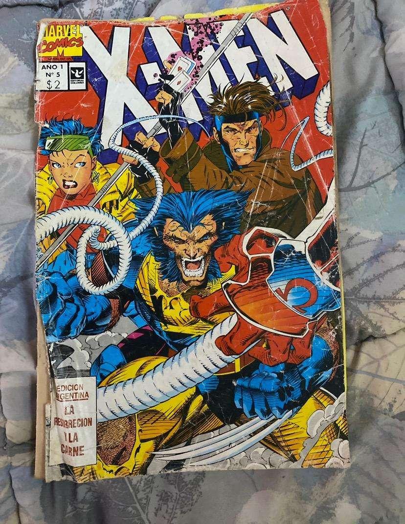 Comic Marvel Xmen 90s 0