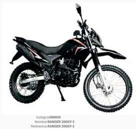 MOTO RANGER 200GY-2/ OFERTA LIMITADA/IMP. CHIMASA