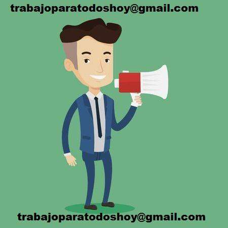 solicito personal para campaña publicitaria 0