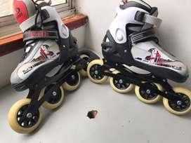 Remate de patines