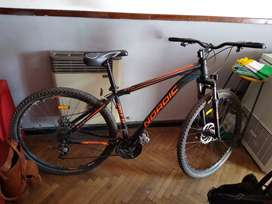 Bicicleta Nordic