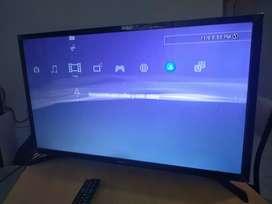 Tv led como nuevo