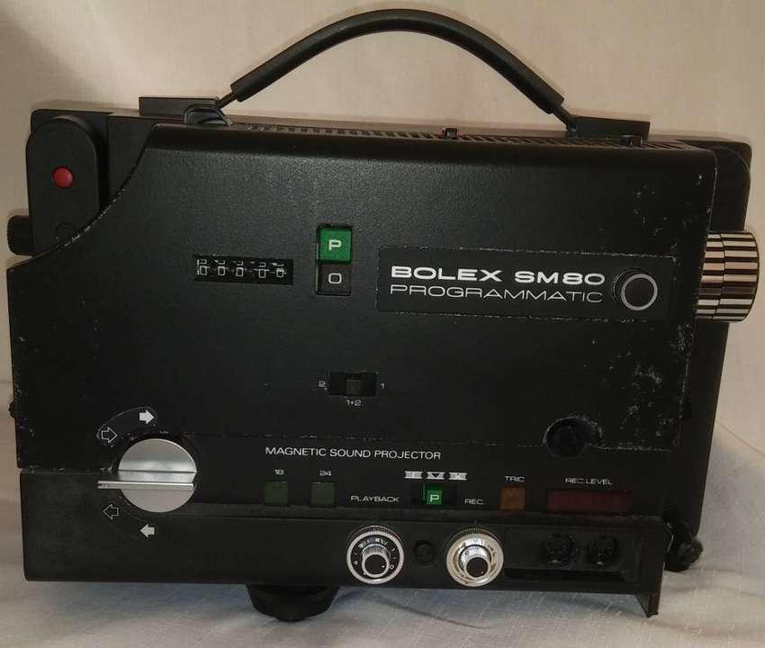 Proyector Bolex SM80 Programmatic 0