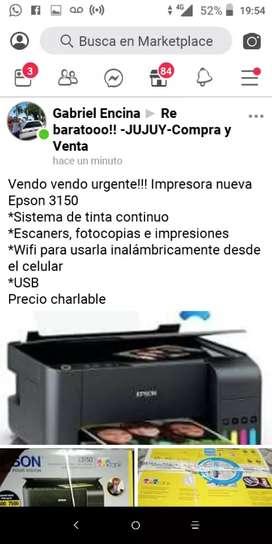 impresora Epson nueva sin uso