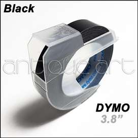 A64 Cinta Dymo 3.8 Plastica Adhesiva Rotulador Manual