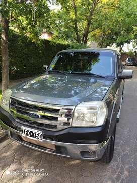FORD RANGER LIMITED 4X4 LINEA 2010 DUEÑO DIRECTO KM 151000 REALES. PINTURA DE FABRICA CUBIERTAS NUEVAS.