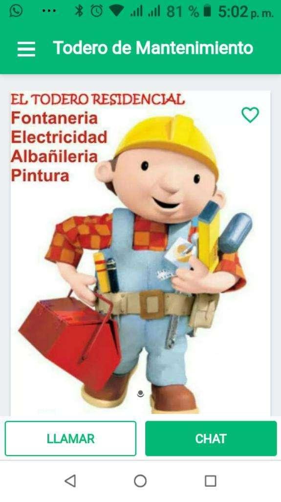 Buscó trabajo cómo electricista y muchas cosas más 0