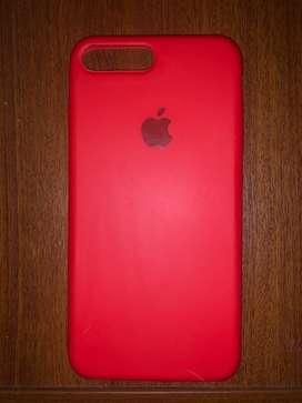 Case Silicone iPhone 6 Plus