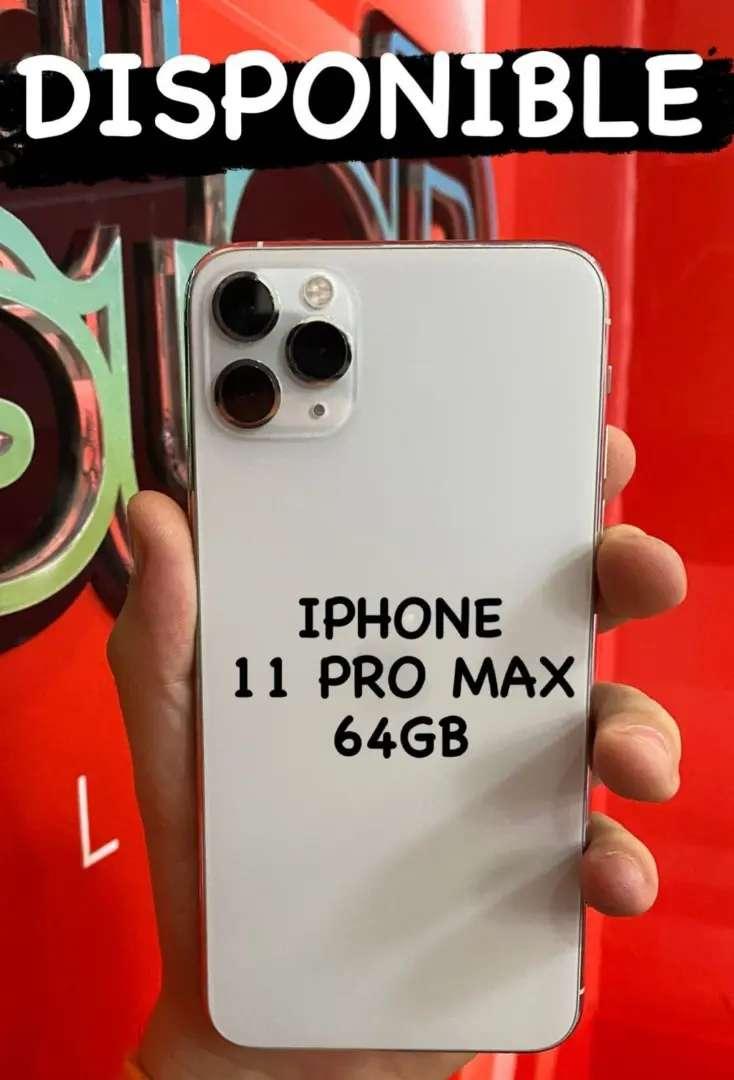 I PHONE 11 PRO MAX 64GB ESTADO 10/10