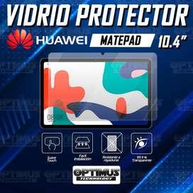 Vidrio Cristal Protector de pantalla Templado Tablet Huawei matepad 10.4