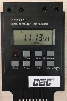 Timer relay KG316T
