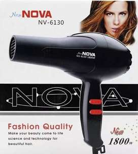 Secador Cabello Nova Hair Dryer Super Liviano 1800 W