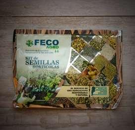Kit de semillas para huertas