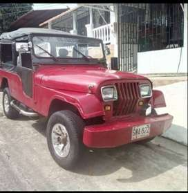 JEEP WILLYS J6 (GANGA)
