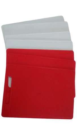 Tablas de Picar Plásticas (Lote x 7 unidades)