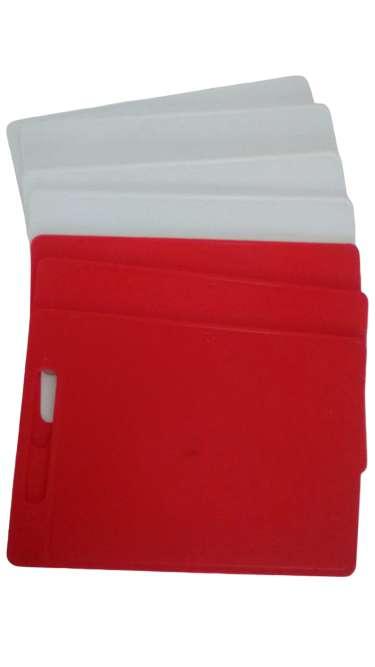 Tablas de Picar Plásticas (Lote x 7 unidades) 0