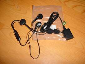 Audifonos Manos Libres Sony Ericsson Originales Nuevos