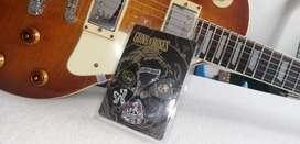 Guns N Roses Perri's Leathers logos