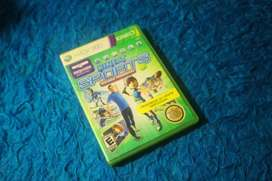KINECT SPORTS SEGUNDA TEMPORADA XBOX 360 Y XBOX ONE ORIGINAL