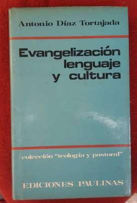 Evangelización, lenguaje y cultura