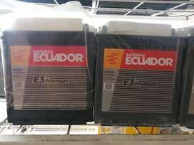 Baterías en marca Ecuador, Dacar, Exwill