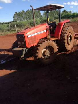 Tractor 4×4