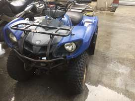 Yamaha grizzly modelo 2010 automatica
