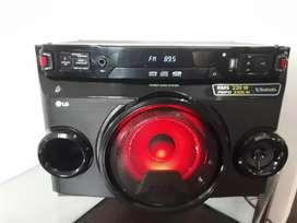 Se vende equipo de sonido en perfecto estado
