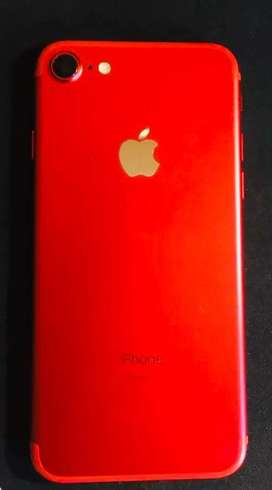 iPhone 7  128GB Rojo Nuevo