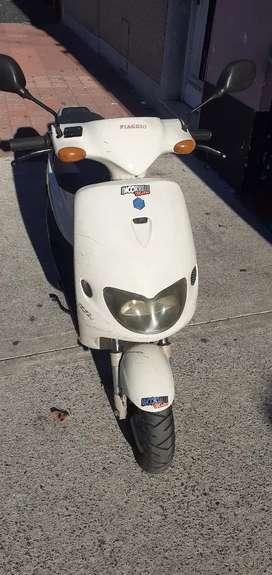 Piaggio Zip Fast Rider 80cc 2T