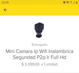 Vendo O Permuto Mini Camara 3spia